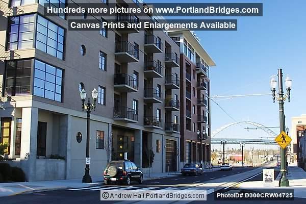 NW 10th Avenue; Fremont Bridge