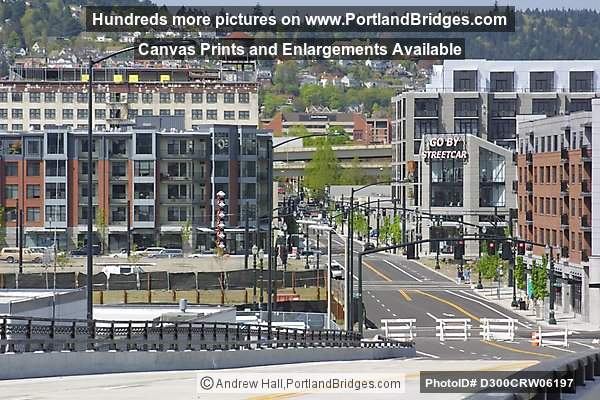 Pearl District, Daytime, Portland, 2002