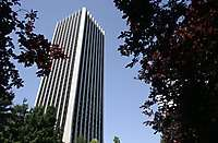 Portland Buildings Downtown