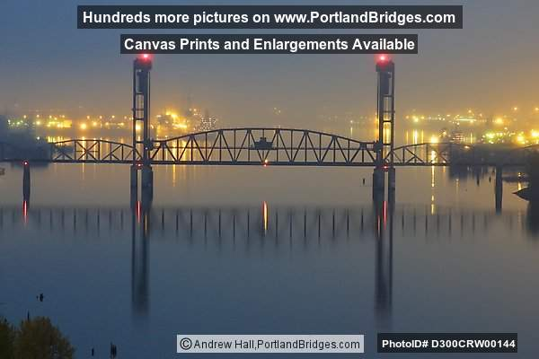 Burlington Northern Railroad Bridge 5.1 (Portland, Oregon)