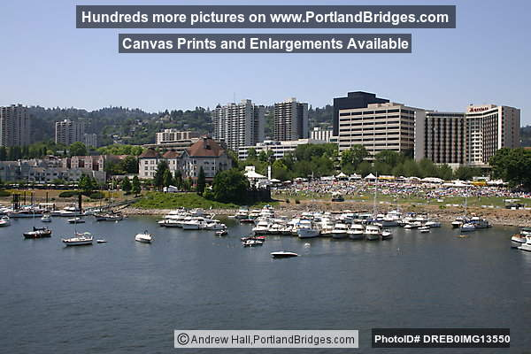 Portland, Waterfront Blues Festival, 2006