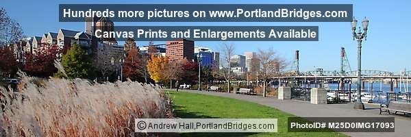 Riverplace, Hawthorne Bridge (Portland, Oregon)