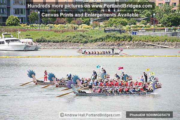 Dragon Boat Races, Portland Rose Festival 2006