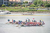 Portland Rose Festival Rose Parade Dragon Boat Races
