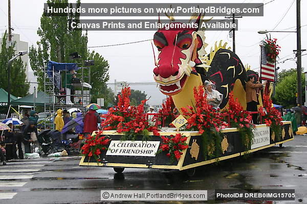 Rose Festival Grand Floral Parade 2007 (Portland, Oregon)
