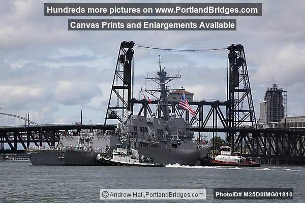 USS William P. Lawrence, Tugboats (Portland, Oregon)
