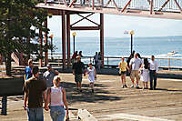 Seattle Daytime Ferry Terminal <i>(17 images) - shot on 08/26/2006</i>