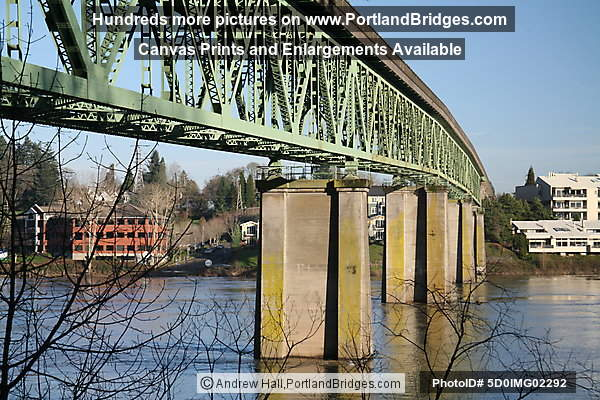 Old Sellwood Bridge (Portland, Oregon)