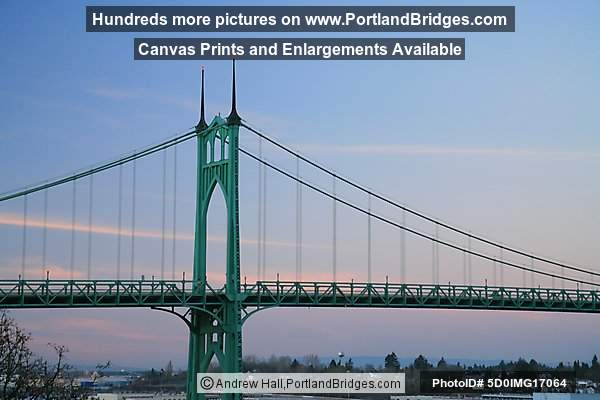 St. Johns Bridge (Portland, Oregon)