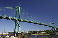 Portland Saint Johns Bridge Shoots