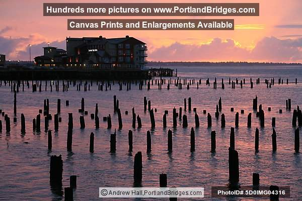 Astoria, Cannery Pier Hotel