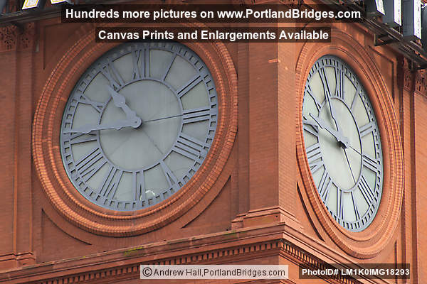 Union Station Clock (Portland, Oregon)