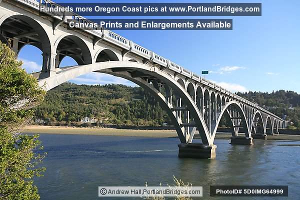 Rogue River Bridge (Issac Lee Patterson Memorial Bridge)