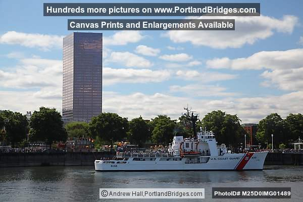US Bancorp Tower, USCGC Alert