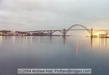 Yaquina Bay Bridge, Oregon Coast