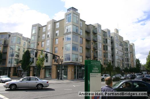 Apartments in Lloyd District