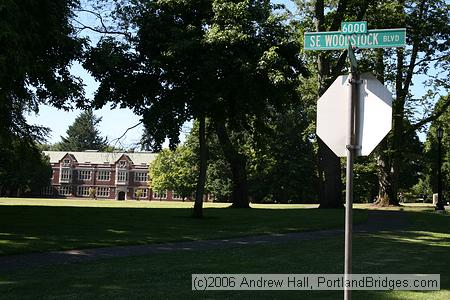 Reed College - East Moreland