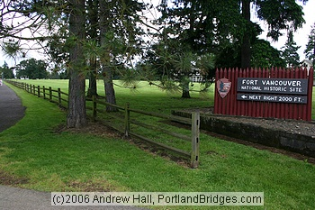 Fort Vancouver National Historic Reserve